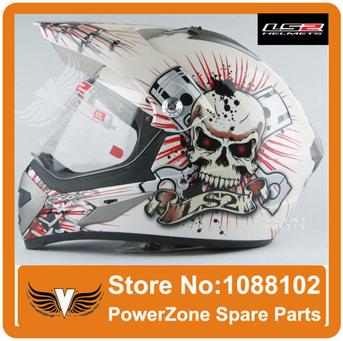 Free shipping off road motorcycle helmet motocross full face skull helmet