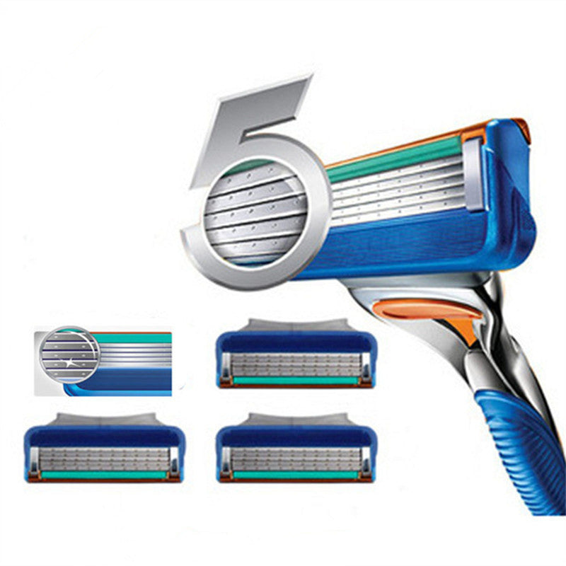 4pcs/lot Hight Quality Razor Blades,The Best for Men Shaving Face Care FS4