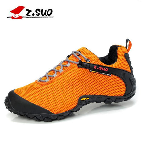 ZSUO Sport Men Shoes High Quality Comfortable Air Mesh Casual Shoes For Men Breathable Flats Mens Shoes 2017 New Arrival