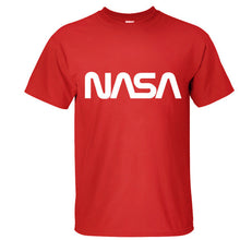 NASA T Shirt Men 2017 Aeronautica Militare Men Casual Tshirt Homme Short Sleeve Letter Print Cotton Tshirts Brand Clothing T336