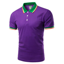 Brand Blue Polo Men Short Sleeve 2017 Mens Summer Fashion Solid Color Polo Shirts Casual Style Polos Polo Homme Plus size XXXL
