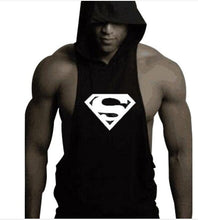 Fitness! Wholesale cotton bodybuilding workout tank tops  gyms vest tank tops fit muscle mens  gold fitness regatas musculino
