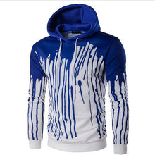 Men Hoodies 2017 New Brand Male 3D Digital Printing Pullovers Sweatshirts Man Casual Hooded Hoodies Men Sportswear Top XXL  QSX