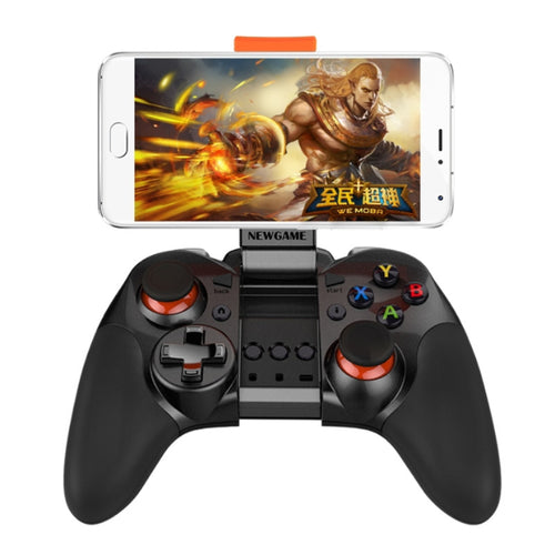 NGDS N1 Pro Bluetooth Gamepad Wireless Game Controller for Smart Phone iOS Android Bluetooth 4.0 Joystick ABS Black