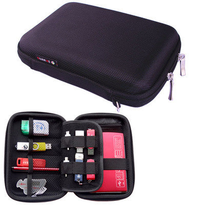 Black Zipper Case Bag Protector For 2.5