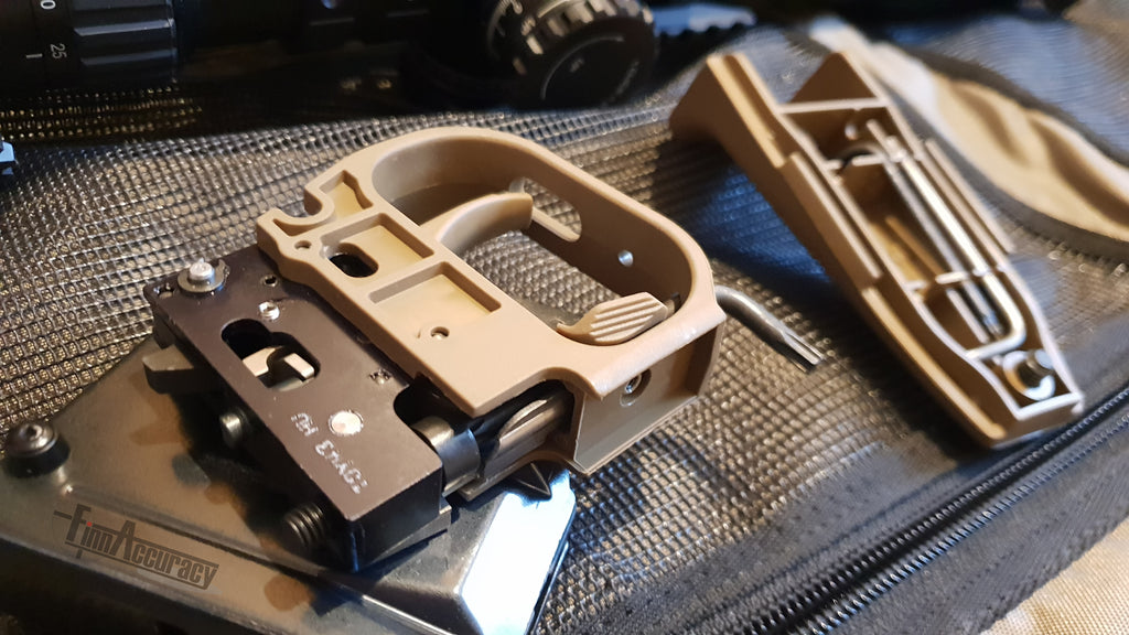 TRG M10, A1, 22/42 trigger assembly removed
