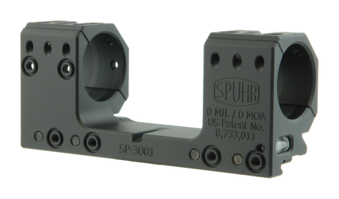 "SPUHR SP-3001 Scope Mount Ø30 H30mm/1.181"" 0MIL PIC"