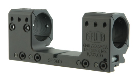 "SPUHR SP-3601 Scope Mount Ø30 H30mm/1.181"" 6MIL PIC"
