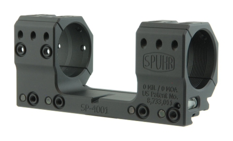 "SPUHR SP-4001 Scope Mount Ø34 H30mm/1.181"" 0MIL PIC"