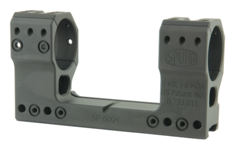 "SPUHR SP-6004 Scope Mount Ø36 H48mm/1.89"" 0MIL PIC"