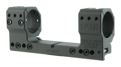 "SPUHR SP-4803B Scope Mount Ø34 H38mm/1.5"" 13MIL PIC"