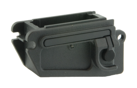 SPUHR R-8 G36 / SL8 magwell for M4/M16 magazines, ambidextrous release