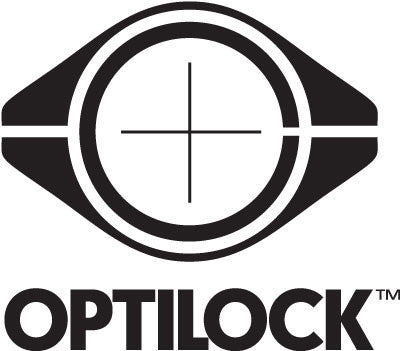 Optilock QR-rengas 30mm Medium blued