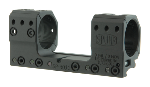 "SPUHR SP-4008 Scope Mount Ø34 H44mm/1.732"" 0MIL PIC"
