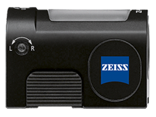 Zeiss Victory Z-point for Weaver rail