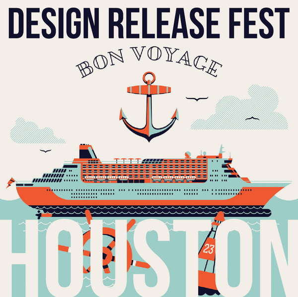 HASTY PARTY Sew & Sail 5: Houston Design Release Fest. 4 Night HOTEL and Cruise Charter Shuttle KING BED