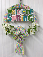 "Easter and Spring Wreaths, 16"" Ribbon"