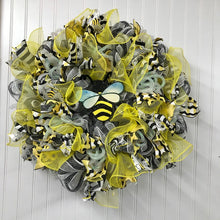 Bumble Bee Wreaths