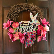 Easter and Spring Grapevine Wreaths - She Shed Home Decor