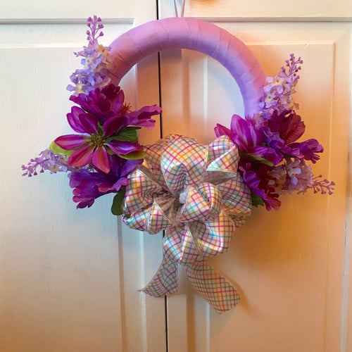 Easter and Spring Wreaths 10