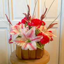 Woven  Basket Arrangements - She Shed Home Decor
