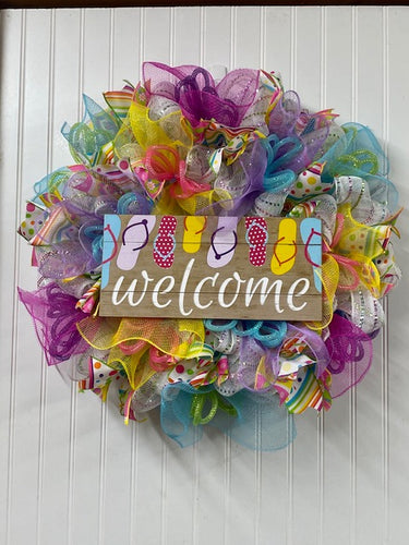 Easter and Spring Wreaths, 26