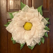 Sunflower Style Wreaths