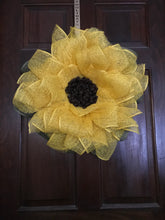 Sunflower Style Wreaths - She Shed Home Decor