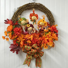 Autumn Grapevine Wreaths