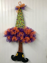 Halloween Wreath, Witches' Hats