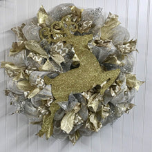 Christmas Wreath, Poofy Style