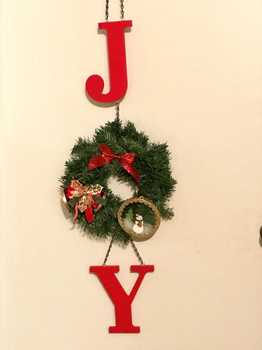 Christmas Door Decorations - She Shed Home Decor