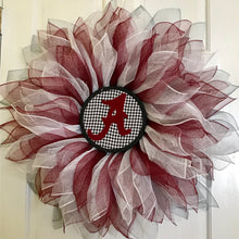 Sport Logo Mesh Wreaths - She Shed Home Decor