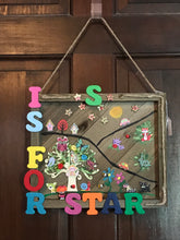 Children's Fun Frame, for ages 3-4 years old - She Shed Home Decor