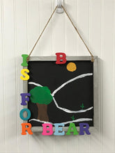 Children's Fun Frames, MAGNETIZED, for children 4-6 years