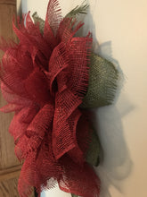 Christmas Poinsettia Wreaths - She Shed Home Decor