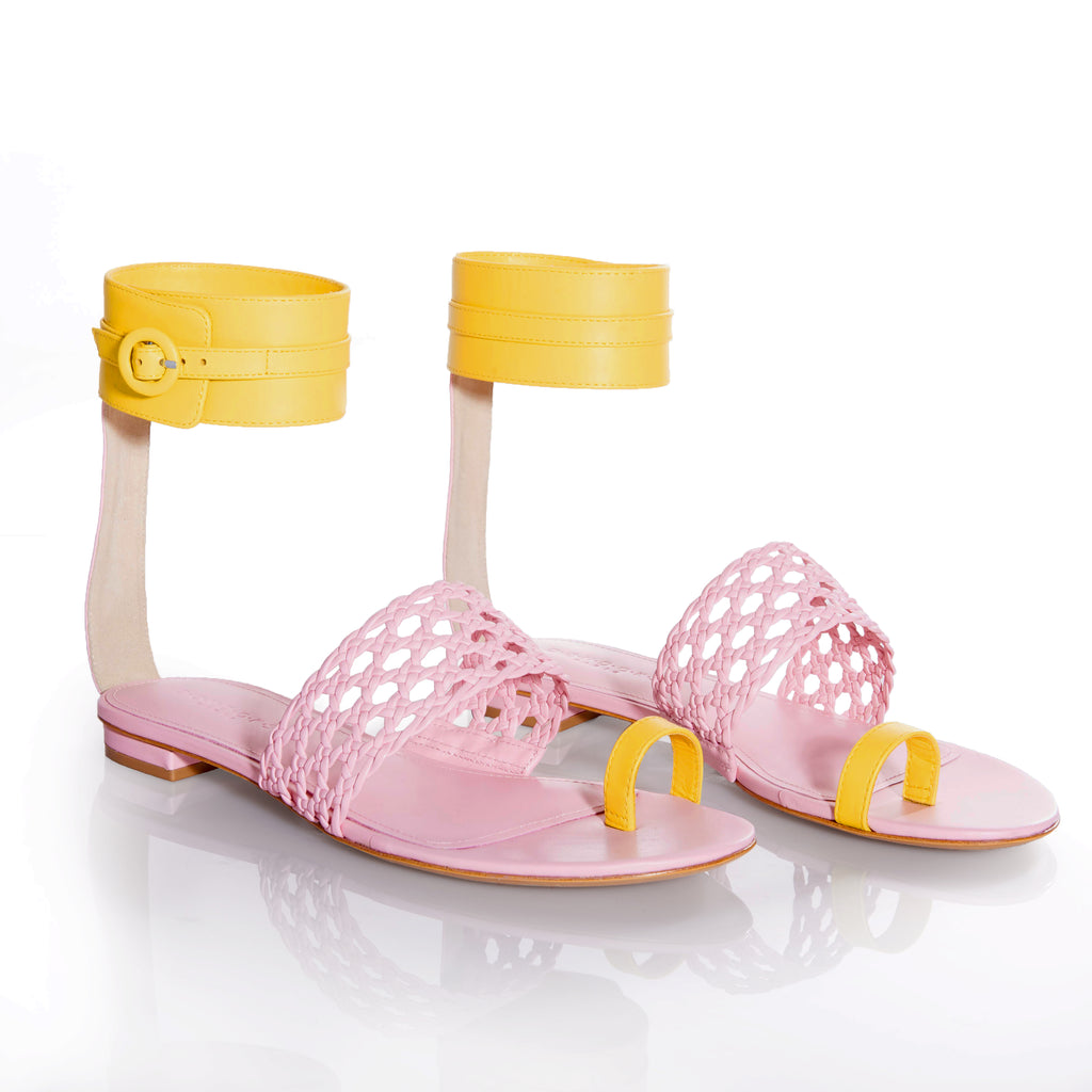 LETY PINK/YELLOW