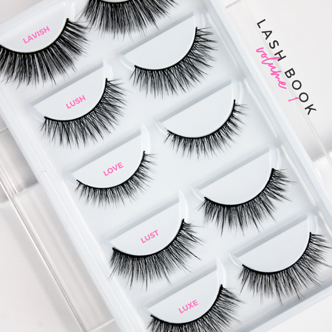 LASH BOOK VOL. 1