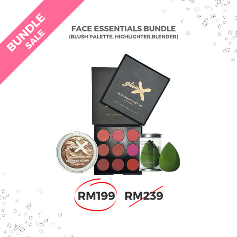 FACE ESSENTIALS BUNDLE
