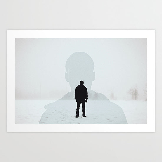 who is the dreamer? Print