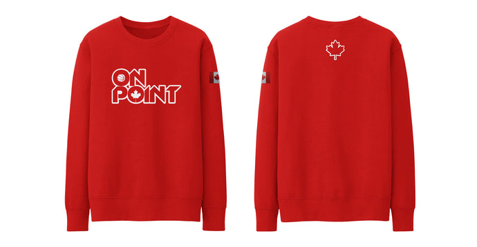 On Point Crewneck Sweatshirt