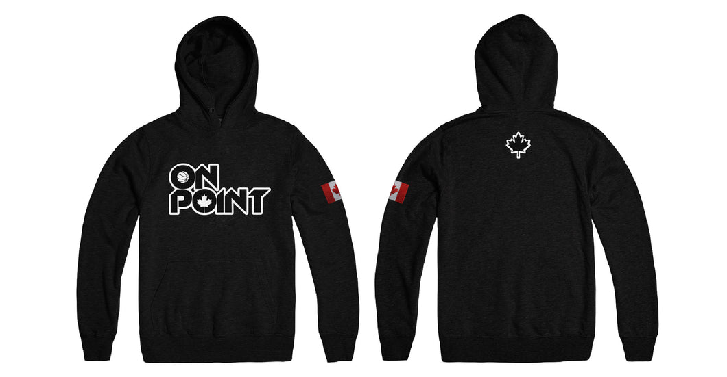 On Point Pullover Hoodie
