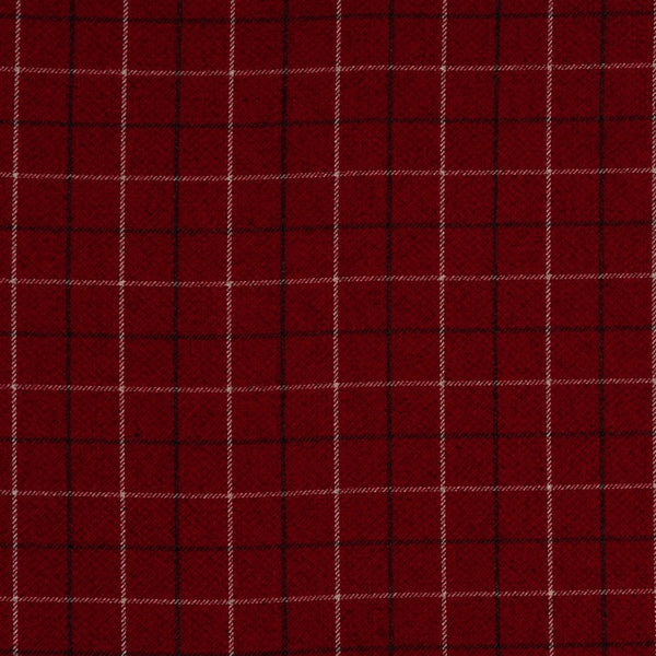 Tartan Cariad Cushion / Love Cushion