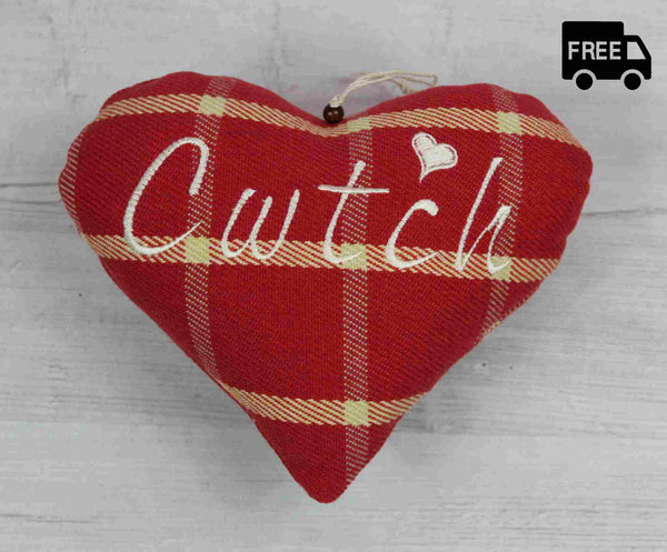 Cwtch Heart / Cwtsh Heart