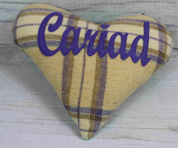 Cariad Heart  / Love Heart