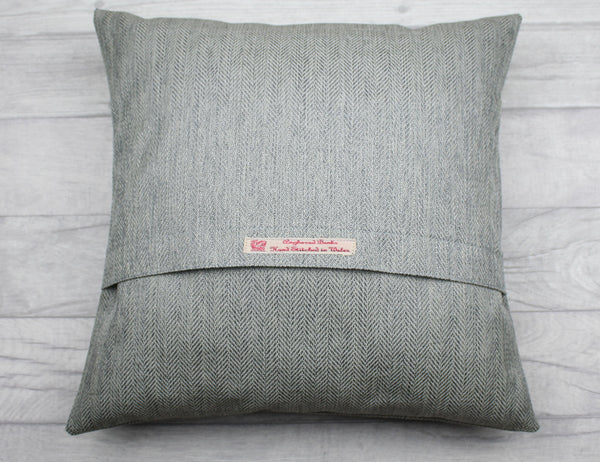 Hiraerth/ 'Longing For Home' Cushion