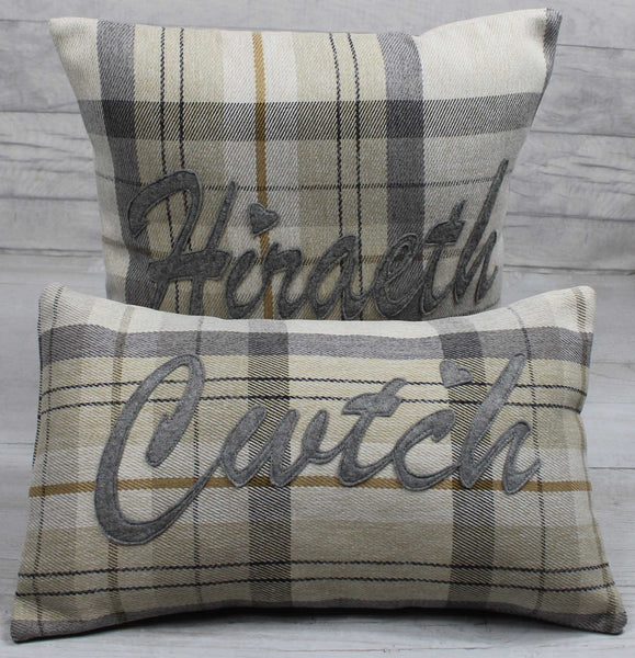 Hiraeth Cushion / Longing for Home Cushion