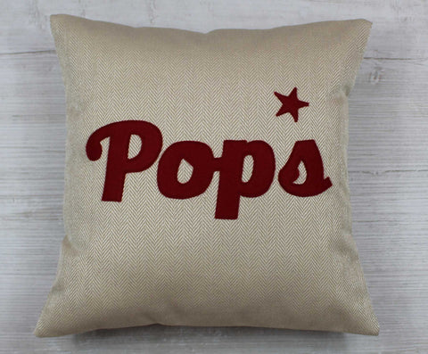 Pops Cushion