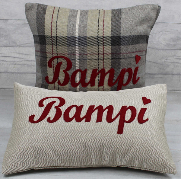 Bampi Cushion / Grampa Cushion