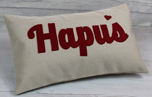 Hapus Cushion / Happy Cushion